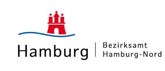 Logo Hamburg_Bezirksamt_Nord